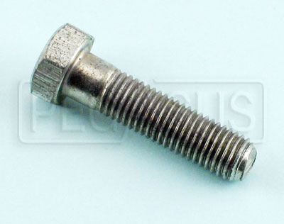 Large photo of Bolt for Mounting Clutch Slave Bracket to Case (2 Used), Pegasus Part No. 1410-C37