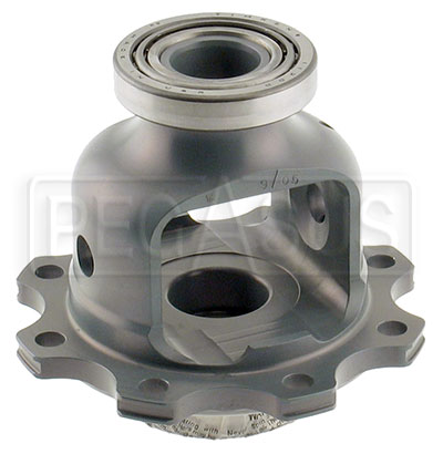 Large photo of TDI Lightweight Aluminum Differential Carrier with Bearings, Pegasus Part No. 1415-Style