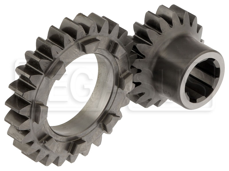Large photo of LD200 High Strength Hewland Gear Set (1st Gear), Pegasus Part No. 1424-Ratio