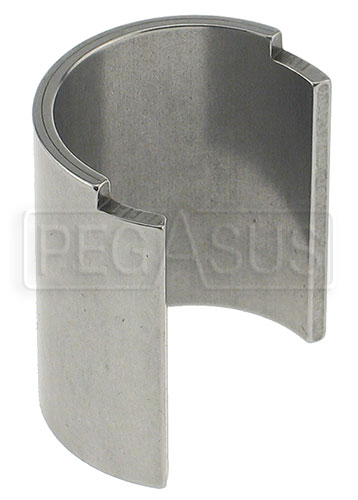 Large photo of Replacement Steel Liner for Wide Tripod Housing, 40mm, Pegasus Part No. 1476-021