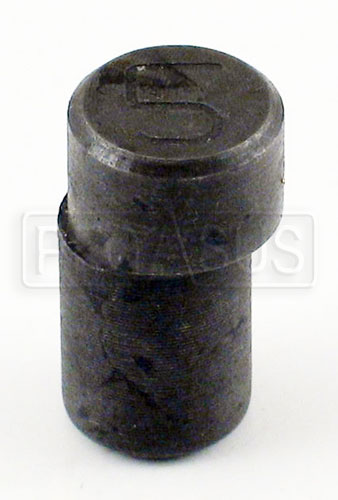 Large photo of 5 degree Offset Cam/Sprocket Dowel, Pegasus Part No. 161-40-5