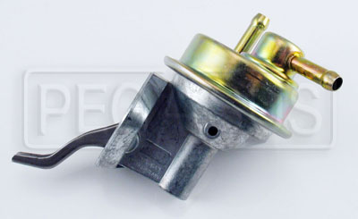 Large photo of 1.6L Mechanical Fuel Pump, stock (Push-On Fittings), Pegasus Part No. 161-80