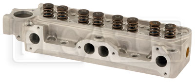 Large photo of FF1600 Ivey Prepared Aluminum Cylinder Head, Pegasus Part No. 162-02-PREP