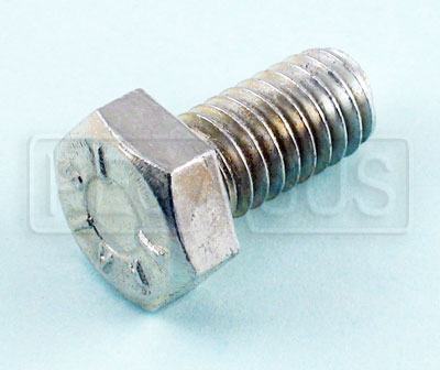 Large photo of 1.6L Pressure Plate Bolt for Stock Clutch (each), Pegasus Part No. 163-08