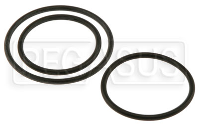 Large photo of Rebuild Seal Kit for FF1600 Hydraulic Release #163-55, Pegasus Part No. 163-52