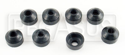Large photo of 1.6L Ford Valve Stem Seals, Stock, Set of 8, Pegasus Part No. 164-24