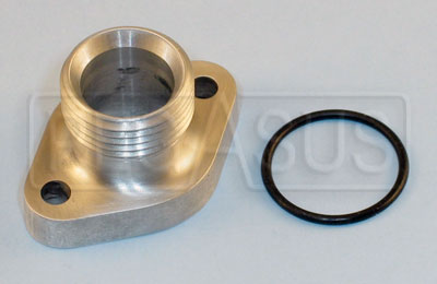 Large photo of 5/8 BSP Flanged Inlet Fitting for Pace Filter Pump, Pegasus Part No. 167-03-5/8BSP