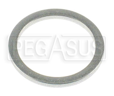 Large photo of Crush Washer for Dry Sump Filter Plug or 1/2 BSP Union, Pegasus Part No. 167-31
