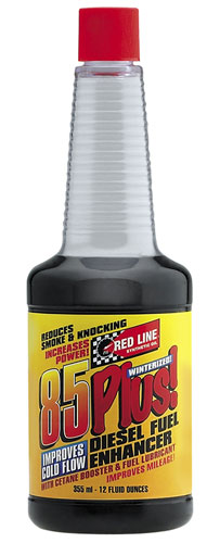 Large photo of Red Line 85 Plus Diesel Fuel Additive, Pegasus Part No. 1675-Quantity