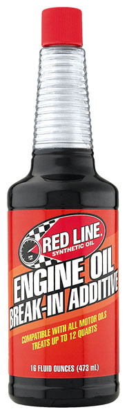 Large photo of Red Line Engine Break-In Oil Additive (ZDDP), Pegasus Part No. 1678-Quantity
