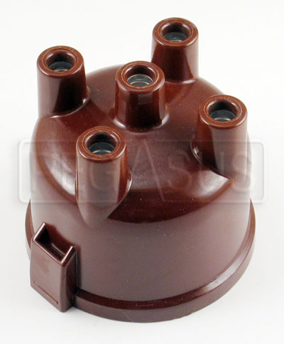 Large photo of Autolite Distributor Cap for 1.6L or 2.0L Ford, Pegasus Part No. 168-02-ATLT