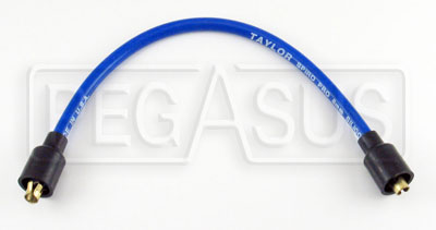 Large photo of Spiro-Pro Coil Wire, 12 inch Blue, Pegasus Part No. 168-16-12IN