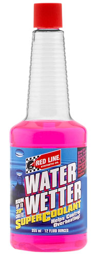Large photo of Red Line Water Wetter  (liquid), Pegasus Part No. 1699-Quantity
