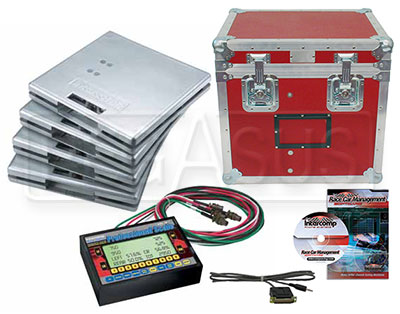 Large photo of Intercomp SW777 Professional Cabled Scale System, Pegasus Part No. 170127