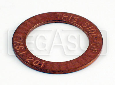 Large photo of 2.0L Valve Spring Shims, .060  Thick, Pegasus Part No. 172-18-060
