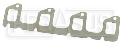 Large photo of 2.0L Single Piece Exhaust Manifold Gasket, Pegasus Part No. 174-10