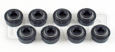 Large photo of Standard 2.0L Ford Valve Stem Seals, 8 pieces for .48  Guide, Pegasus Part No. 174-22