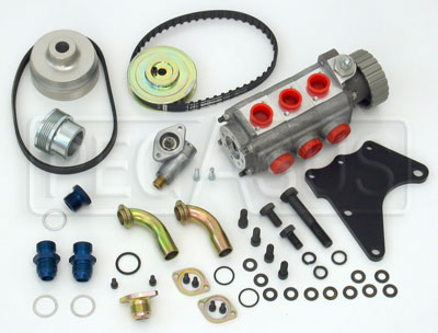 Large photo of 2.0L Titan Series 2 Pump Kit, Jackshaft Drive (No Pan), Pegasus Part No. 177-08