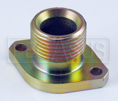 Large photo of Series 2 Pressure Inlet Fitting, 5/8 BSP Straight, Pegasus Part No. 177-14-5800
