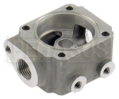 Large photo of Titan Series 2 Pressure Body for Swift (.625, 180 Degree), Pegasus Part No. 177-49-PRES