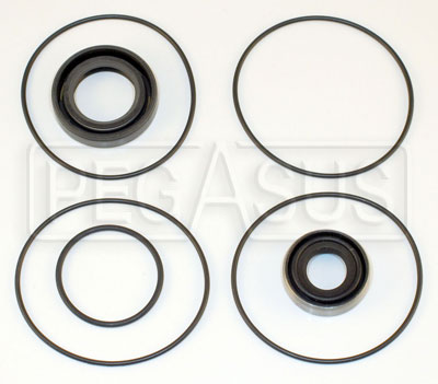 Large photo of Titan Series 2 O-Ring & Seal Kit, Pegasus Part No. 177-55