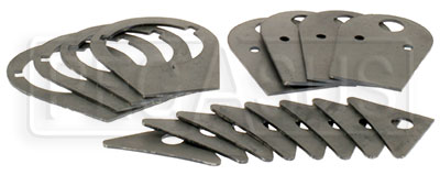 Large photo of Air Jack Mounting Kit for 4 Jack Cylinders, Pegasus Part No. 1860-109