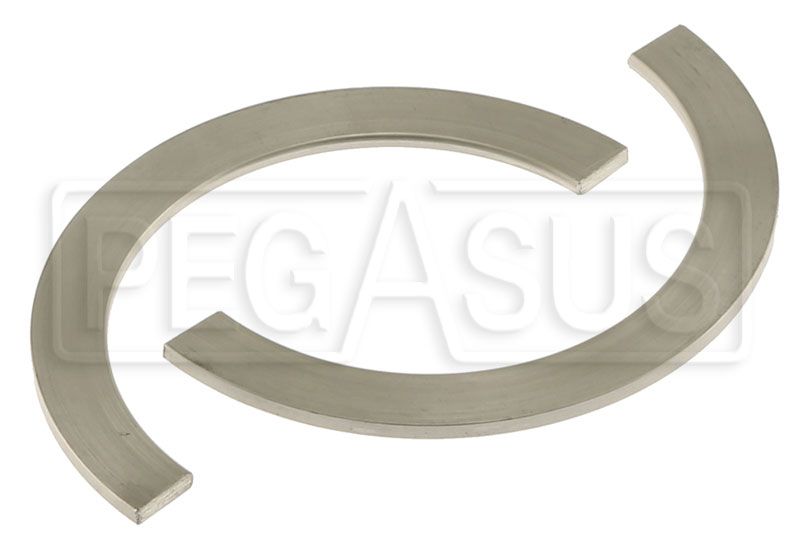 Large photo of Hyperco Gap Setting Ring for Universal Hydraulic Perch, Pegasus Part No. 1874-Size