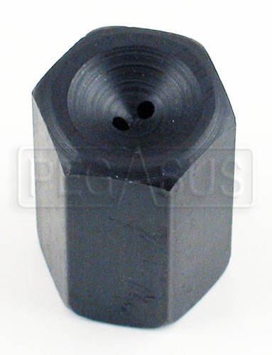 Large photo of Firebottle Halon / FE-36 Discharge Nozzle, Pegasus Part No. 2042