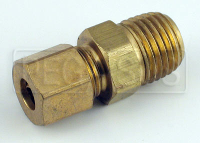 Large photo of Firebottle Discharge Adapter, Pegasus Part No. 2061