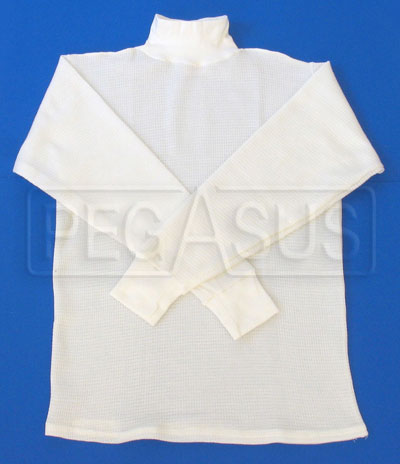 Large photo of Nomex Underwear Top, Long Sleeve, Pegasus Part No. 2110-Size