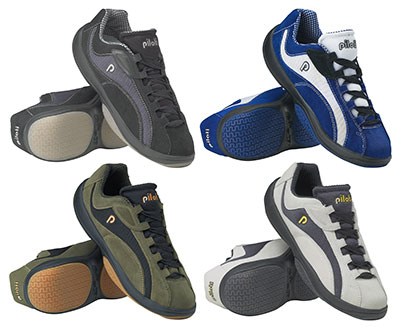Large photo of Piloti G-16 Touring Shoes, size 5.5 only - ON SALE!, Pegasus Part No. 2171-Size-Color