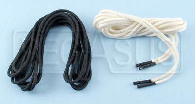 Large photo of Nomex/Kevlar Shoe Laces, Pegasus Part No. 2180-Color