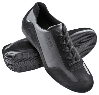 Large photo of OMP Stile Driving Shoe, Pegasus Part No. 2183-Size-Color