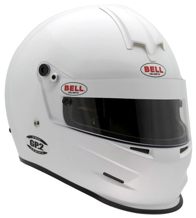 Large photo of Bell GP.2 Helmet, Snell SAH2010 Approved, Pegasus Part No. 2362-S10-Size-Color
