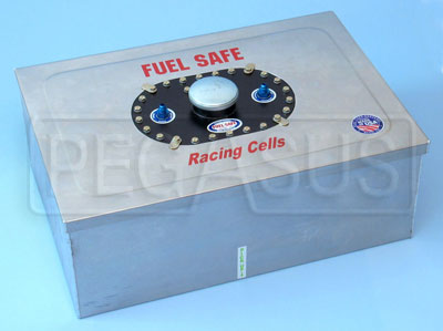 Large photo of Fuel Safe Complete Pro Cell, Aluminum Container, Pegasus Part No. 2502-Size-Material