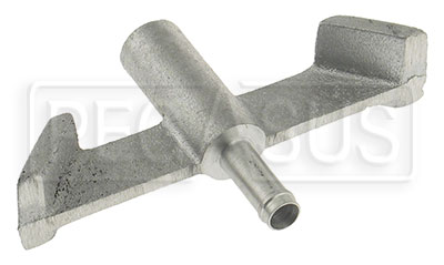 Large photo of Corner Pickup Fitting for Fuel Safe Pro Cell, Pegasus Part No. 2521-Size