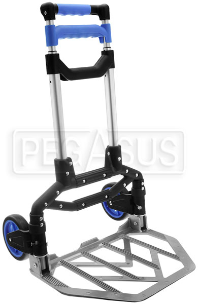 Large photo of Fold-Up Cart for Flo Fast Pump Systems, Pegasus Part No. 2577-020