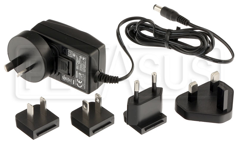 Large photo of Intercomp 120/220v Universal Power Adapter, SW Scale Systems, Pegasus Part No. 260108