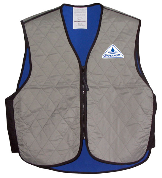 Large photo of HyperKewl Evaporative Cooling Vest, Pegasus Part No. 2745-001-Size