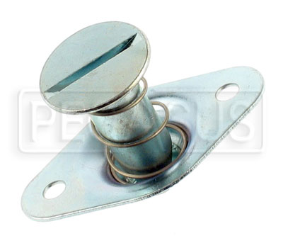 Large photo of Self-Eject 1/4 Turn Stud Assembly, 5/16 Dia x 0.92 Length, Pegasus Part No. 3008