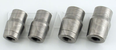 Large photo of Weldable Tube End, 7/16-20 Thread - .065