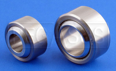 Large photo of PTFE Lined Spherical Bearings, Special Sizes, Pegasus Part No. 3074-Size