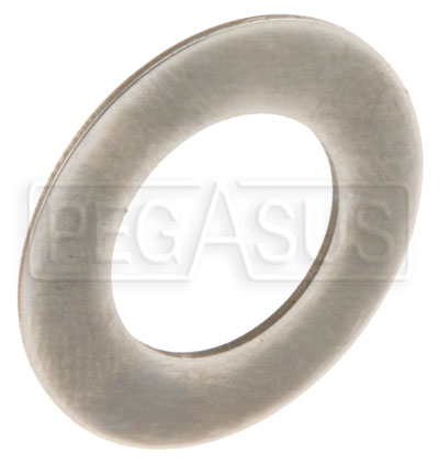 Large photo of Thin Nadella Thrust Washer - 0.8mm thick, Pegasus Part No. 3081-Size