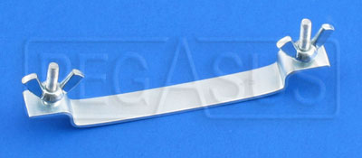 Large photo of Dunlop Part No. DA13, Guide Strip with Hardware, Pegasus Part No. 3141-DA13