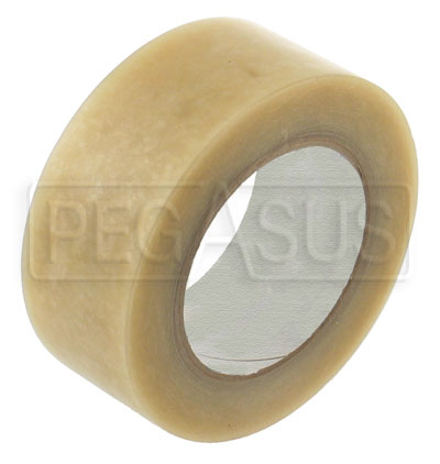 Large photo of Leading Edge Tape, Light-Duty 8 mil Thickness, Pegasus Part No. 3155-Size