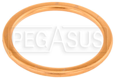 Large photo of Replacement Gasket, Fits 1 1/16-12 Male Plug, Pegasus Part No. 3228-376
