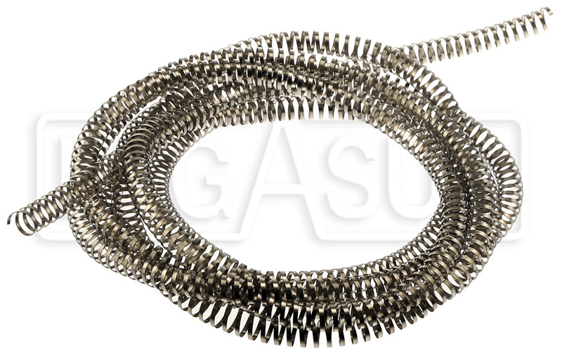 Large photo of Stainless Steel Inner Hose Support Coil, Pegasus Part No. 3228-600-Size