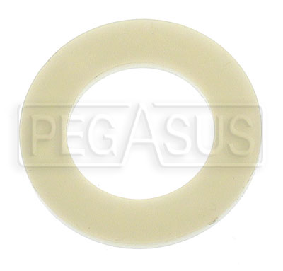 Large photo of Nylon Sealing Washers for AN Fittings, Pegasus Part No. 3246-Size