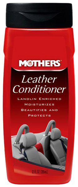 mothers leather conditioner 12oz pegasus auto racing supplies. Black Bedroom Furniture Sets. Home Design Ideas