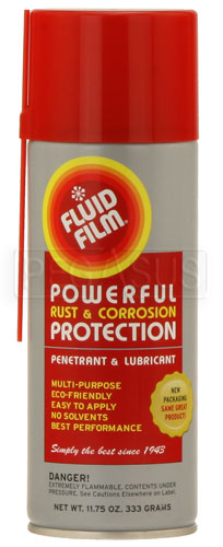 Large photo of (HAO) Fluid Film Penetrant and Lubricant, 11.75 oz, Pegasus Part No. 3412-200